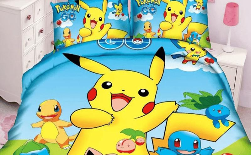 Parure de lit Pokémon