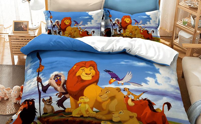 Parure de lit Roi Lion