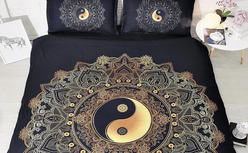 Parure de lit zen