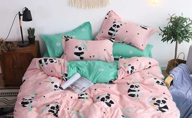 Parure de lit animaux