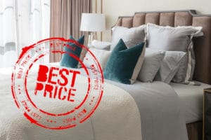 parure de lit bon prix