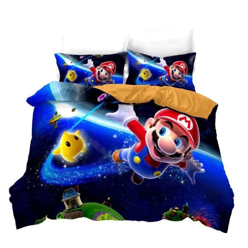 Parure de lit Mario